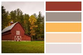 country home interior paint colors fall color palettes for interior home painting central sound