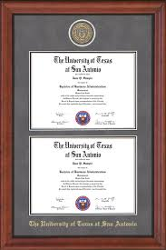 degree frames utsa diploma frame wordyisms