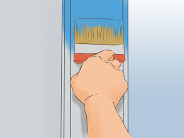 What Height To Hang A Picture How To Hang A Prehung Door 14 Steps With Pictures Wikihow