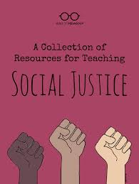a collection of resources for teaching social justice cult of