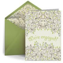 engagement announcement cards online engagement announcements free engagement ecards we re