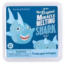 amazon com two u0027s company 42814 original melting shark in gift box