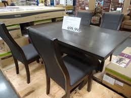 Costco Folding Table And Chairs Costco Dining Table Set Best Gallery Of Tables Furniture