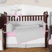 chevron baby bedding u0026 chevron crib bedding