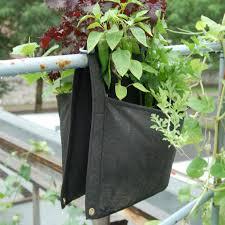 planters that hang on the wall amazon com smart pots wall flower saddle planter hanging