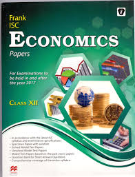 amazon in buy frank isc economics paper class xii book online at