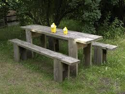 Esszimmertisch Selber Machen Gartentisch Aus Holz Selber Bauen Ruhbaz Com
