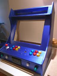 Bar Top Arcade Cabinet Updated Raspberry Pi Bar Top Arcade
