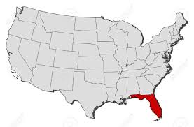 Topographical Map Of Florida by Florida State Maps Usa Maps Of Florida Fl Map Maps Usa Florida