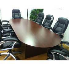 Mahogany Conference Table New Mahogany 10 U0027 Conference Table Sk Office Furniture