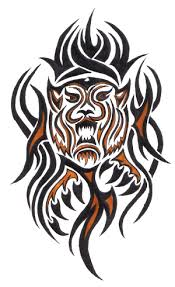 tribal tiger designs tiger tribal png ideas pinterest tribal