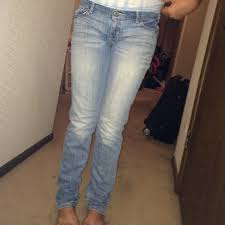 hollister light wash jeans hollister pants 5r skinnystrait jeans light wash poshmark