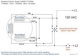 reversing drum switch wiring diagram u0026 single phase motor forward