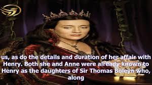 henry viii u0027s mistresses who else did the tudor king sleep with