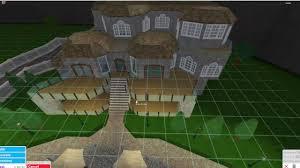roblox bloxburg villa build 300k youtube