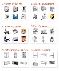 kitchen furnitures list solution 5 hotel commercial used kitchen equipment list