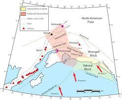 Plate Tectonics Map Plates Tectonics In Alaska Wrangell St Elias Pbs Video U2013 Dynamic