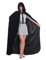 Hooded Halloween Costumes Amazon Topwedding Christmas Deluxe Hooded Cloak
