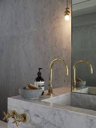 Brass Faucets Bathroom by 231 Best Bathrooms Copper Bronze Brass Images On Pinterest