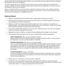 ideas collection cover letter for hr executive position fresher