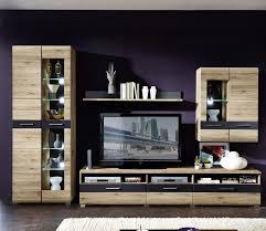 Wohnzimmerschrank Beige Wohnwand Holzoptik Modern Mxpweb Com