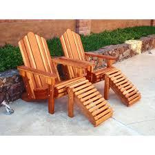 Redwood Adirondack Chair Redwood Adirondack Chair