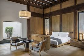 cuisine laqu馥 taupe aman resorts shanghai property a magical journey into