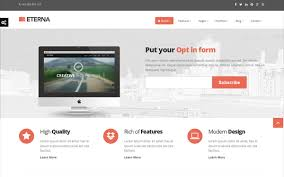 Eterna Complete Bootstrap Theme Business Corporate Wrapbootstrap Themes Templates
