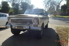 1970 jeep wagoneer interior wagoneer super wagoneer