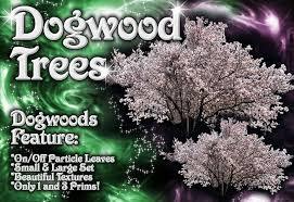 second marketplace mg dogwood tree set
