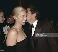 Carolyn Bessette Carolyn Bessette Kennedy Is Amused By Whisperings Of Her Hus