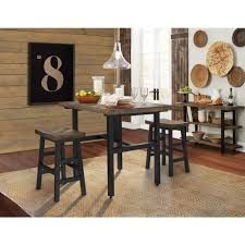 Barn Wood Dining Room Table by Alaterre Furniture Pomona 26 In H Reclaimed Wood Counter Stool