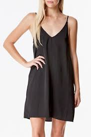 honey clothing honey punch satin slip dress from new york by lucia boutique