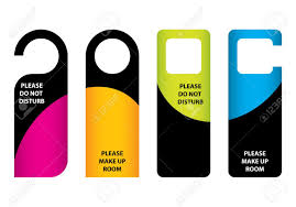 design door hangers online for free wild blank door hanger