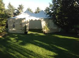 guelph tent rentals 20x25 decagonal tent suitable for