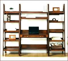 crate and barrel ladder desk leaning shelf desk uecatastro org