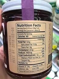 why so salty even organic low sodium olives are bad for you