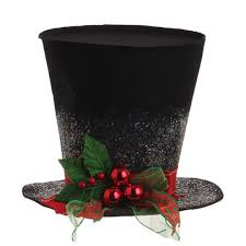 9 inch top hat decoration