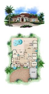 Luxurious House Plans Plan 83376cl Best In Show Courtyard Stunner Luxury Luxury