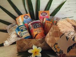 Gift Baskets Free Shipping Hawaiian Gift Baskets Flavors Of Hawaii Bath U0026 Body Gift Baskets