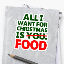 nurse quote gifts all i want for christmas is you food funny quote gift tshirt