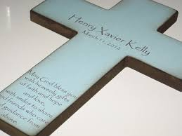 christian baptism gifts personalized christian cross with poem beautiful baptism gift