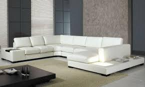Euro Design Modern Sofa Large Size L Shaped Corner Leather - Sofa design modern