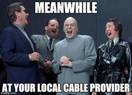 Cable Meme - laughing villains meme imgflip
