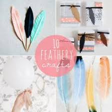 feather crafts feathers craft and chicken crafts
