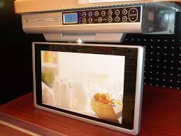 under the cabinet tv for kitchen classy ideas 28 amazon com mount