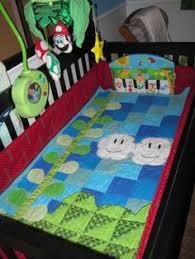 Brothers Bedding Super Mario Bros Themed Baby Nursery Mario Blanket Mushroom Rug
