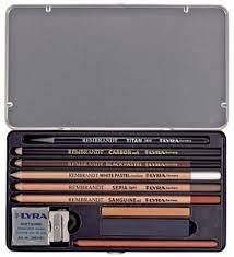 lyra rembrandt sketching pencil set 11pc buy lyra rembrandt