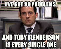 Best Office Memes - haha michael and toby have the best interactions out of any other