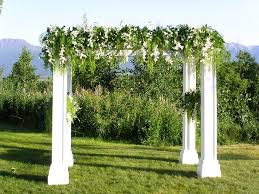 wedding arches and arbors wedding arbor special events party supply store in ak
